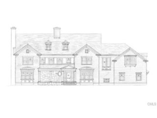 5 BR,  5.50 BTH  Colonial style home in New Canaan